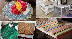 coffee tables that turn into tables surprising ways to transform ugly tables into something beautiful