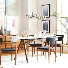 mid century expandable dining table west elm dining table reviews west elm mid century expandable dining