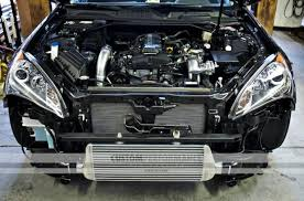 hyundai genesis coupe 2 0t engine 2010 2012 genesis coupe 2 0t cpe front mount intercooler with