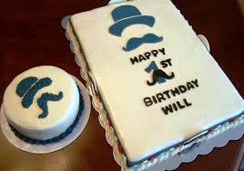 Home Design Mustache Birthday Party Cake Mustache Birthday Party