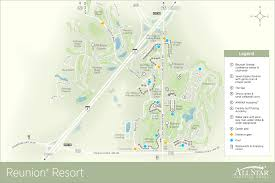 Map Of Orlando Area by Reunion Resort Vacation Rentals Near Disney All Star Vacation Homes