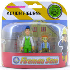 fireman sam figures character options wwsm