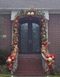 Outdoor Entry Christmas Decor 250 best christmas outdoors images on pinterest christmas time