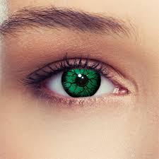 especial coloured contact lenses yellow contacts color halloween