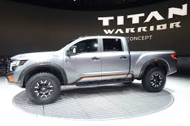 baja truck nissan u0027s titan warrior concept is proof we need more baja inspired