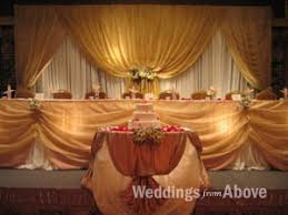 wedding backdrop gold wedding reception decoration toronto wedding decoration