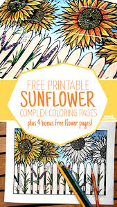 sunflower crafts u0026 recipes 50 sunflower ideas for kids and adults