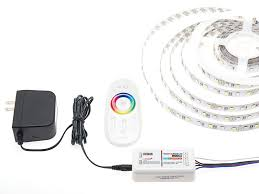 tape lights with remote dc12 24v max 24a 6a4ch led rgbw controller with wifi hub 2 4ghz rf
