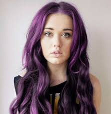 purple hair extensions 32 inch purple in hair extensions 10pcs