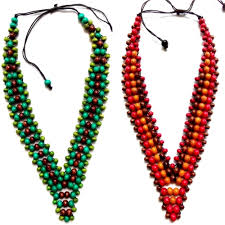 long wood bead necklace images Wooden necklaces bali wooden necklaces handmade wholesale jpg