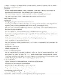 Sample Senior Executive Resume by Sample Hr Executive Resume 7 Examples In Word Pdf