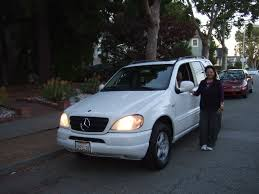 2000 mercedes suv mercedes m class questions gas mileage on mercedes how