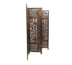 sheesham wood wooden screen partition kashmiri 72x80 4 home accessories exporter from saharanpur