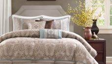 home decorating company madison park chapman blue bedding sets shop bed set the home