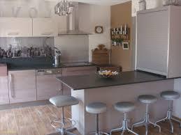 comptoir de cuisine sur mesure photos de cuisine americaine avec bar comptoir ouverte newsindo co