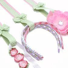 how to make a headband holder diy headband holder babycenter