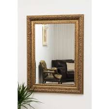 uncategorized accent wall mirrors gold framed mirror decorative