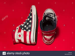 Converse American Flag Shoes Converse Sneakers Stock Photos U0026 Converse Sneakers Stock Images