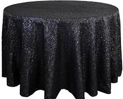 table linens rentals glitz sequins tablecloths rentals black blossom events
