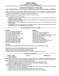 Security Clearance On Resume Vmware Resume Lukex Co