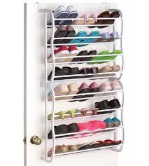 Door Shoe Organizer Closet Systems U0026 Accessories Organize It
