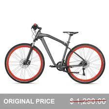 bmw bicycle logo shopbmwusa com bmw cruise m bike matt anthracite red