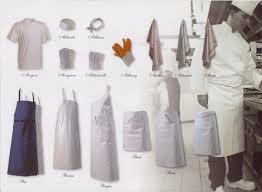 vêtements de cuisine vêtements vié à sète prêt à porter