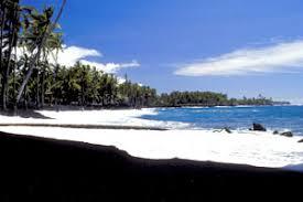 black sand beach big island hawaii film office big island