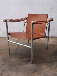 perriand le corbusier sling chair amsterdam modern