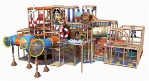 Pirate Ship Toddler Bed Cheer Amusement Pirate Themed Toddler Playground Equipment