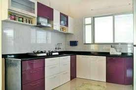 Images Of Kitchen Interiors Western Kitchen Interiors Tk Layout Interior Designers In