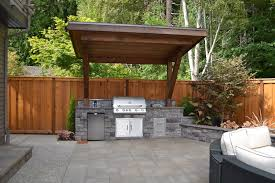 Patio Grills Built In Patio Cover With Built In Bbq Patio Traditional With Stone Patio