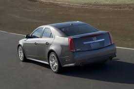 used 2014 cadillac cts v sedan pricing for sale edmunds