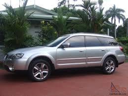 silver subaru outback subaru outback 2005 3 0r