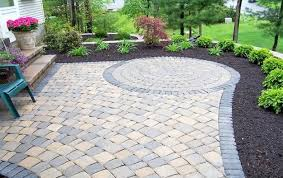 Patio Floor Designs Appealing Design Surfaces Ideas 30 Creative Patio Ideas And