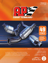 lexus rx300 exhaust system ap federal converter apcc issue 3 by ap exhaust issuu