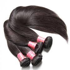 weave on 4pcs pack 100 hair bundles human