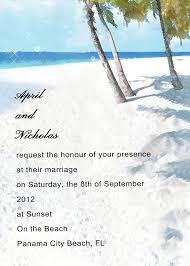 funny beach wedding invitation wording vertabox com