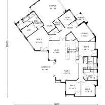 Home Architecture e Story House Plans With Open Floor Plans