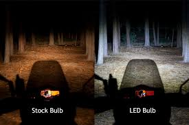led light bulb replacement we test the brightness of the new cyclops led headlight bulbs while