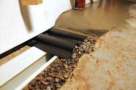 Wet Basement Systems - interior drain systems parkersburg basement doctor of wv