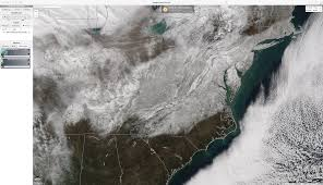Snow Depth Map New England by January 2016 Cimss Satellite Blog