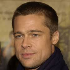 brad pitts haircut in seven brad pitt hairstyles short hairstyle haircuts and bleach blonde
