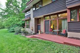 usonian home plans usonian home in ohio wants 490k curbed