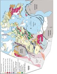 Churchill Canada Map by Tectonometamorphism At Ca 2 35 And 1 85 Ga In The Rae Domain