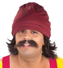 Cheech Chong Halloween Costumes Amazon Forum Novelties Men U0027s Cheech Kit Cap Wig