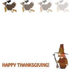 free thanksgiving borders happy border clip 6 gclipart