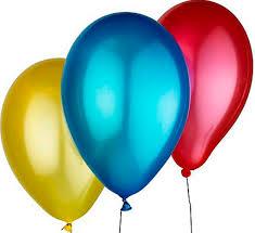 metallic balloons metallic balloons mumbai balloon decorations