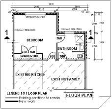Floor Plans With Measurements Understanding House Construction Plans Floor Plan
