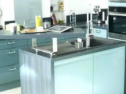 meuble cuisine acier meuble cuisine acier meuble cuisine acier de en bois noir aclacgant